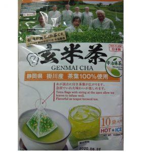 Genmaicha (10 tea bags)